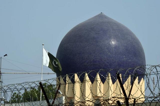 L'ambassade pakistanaise a dénoncé des «accusations fausses et... (PHOTO AFP)