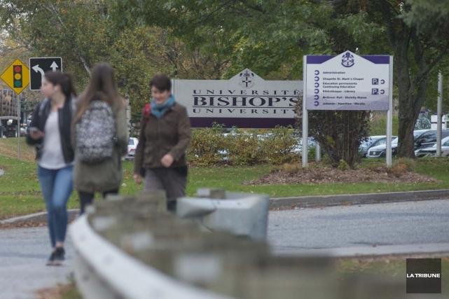 L'Université Bishop'sse retrouve à la tête du palmarès... (Archives La Tribune)