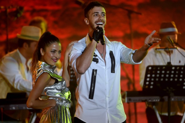 Saad Lamjarred... (PHOTO ARCHIVES AFP)