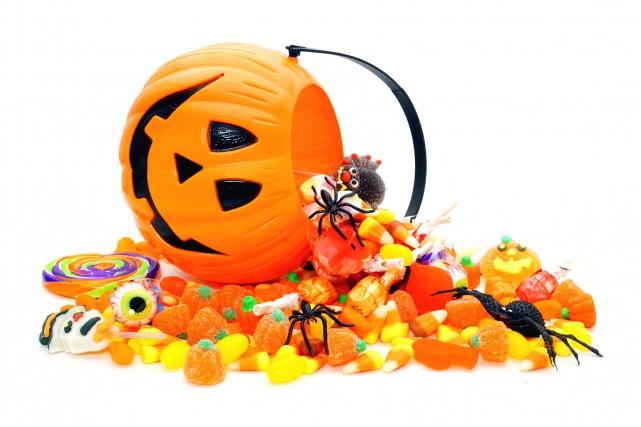 Si l'Halloween est sans contredit l'une des fêtes préférées des enfants, alors... (photo 123RF.com)