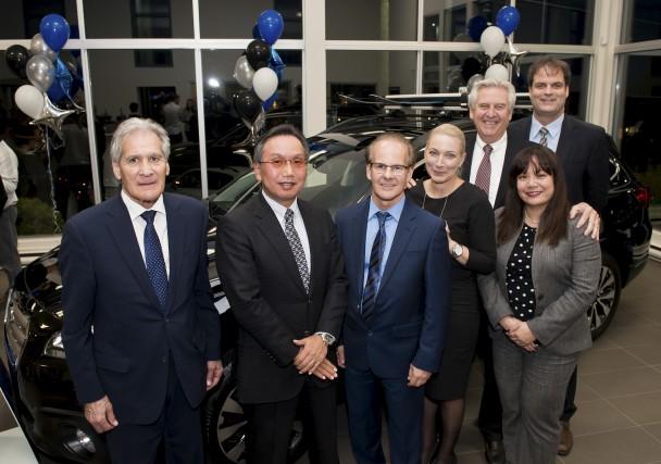 Germain Beaudoin, pdg de Subaru Sherbrooke, Shiro Ohta,... (Spectre Média, Jessica Garneau)