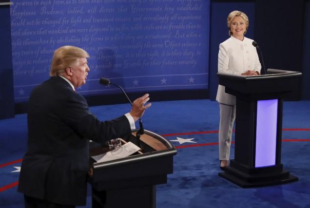 Si Donald Trump peut compter sur le soutien... (Archives AFP)