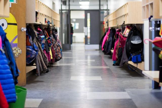 Une nouvelle école publique de langue française ouvrira ses portes en septembre... (Archives, La Presse)