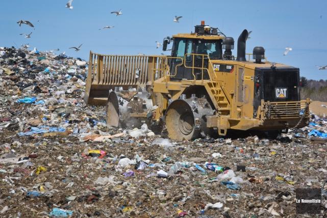 Le ministère du Développement durable, de l'Environnement et... (François Gervais, Le Nouvelliste)