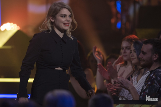 Coeur de pirate a remporté le prix de... (PHOTO OLIVIER JEAN, LA PRESSE)