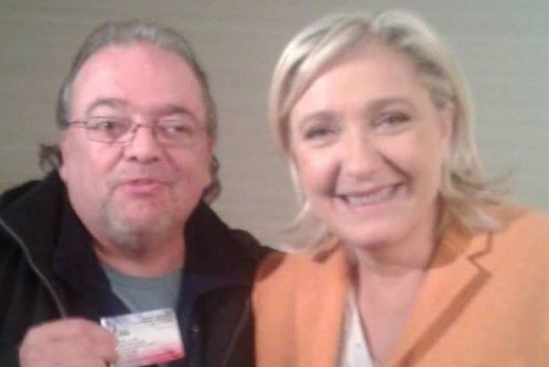Le fondateur du Front national du Québec, Daniel... (Photo tirée du site web alliancenationale.org)