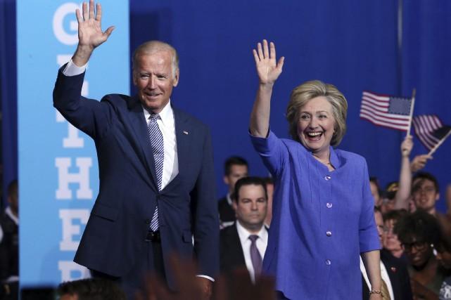 Joe Biden serait pressenti pour occuper le poste... (Photo archives AP)
