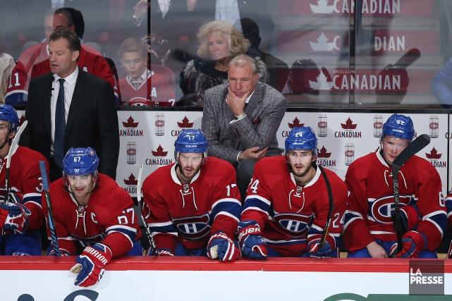 Depuis qu'il a pris les rênes du Canadien,... (Photo Martin Chamberland, La Presse)