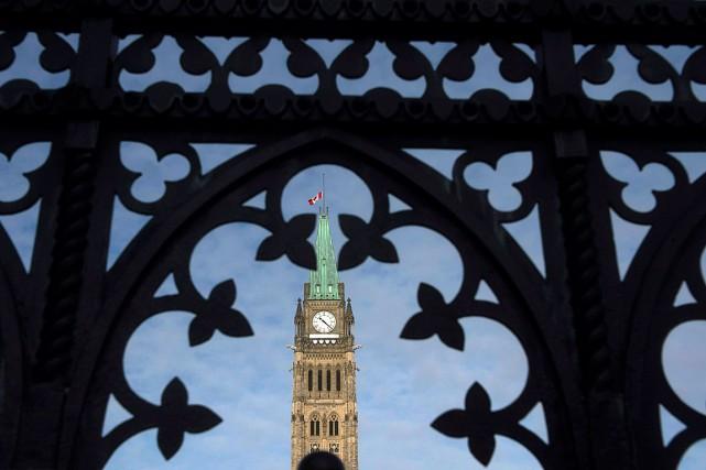 Il n'y a pas qu'en santé que Québec n'obtiendrait pas ce qui lui est dû... (Archives, La Presse canadienne)