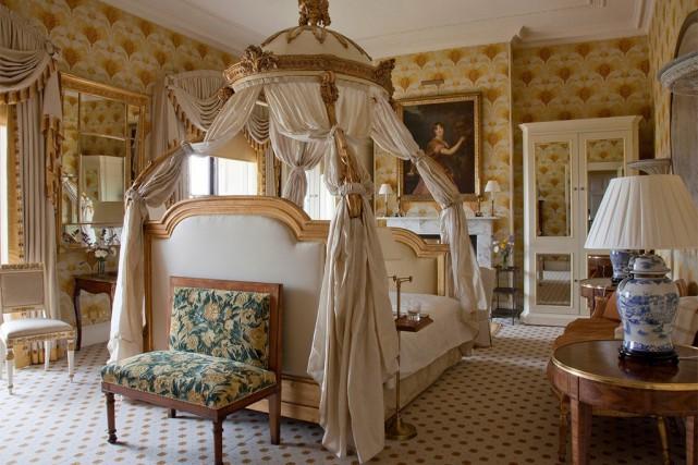 Le Ballyfin, situé en Irlande, se trouve au... (Photo fournie par l'hôtel)