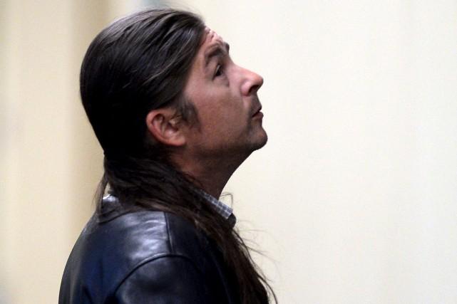 Nicolas Lacroix a été condamné à quatre ans... (Le Soleil, Erick Labbé)