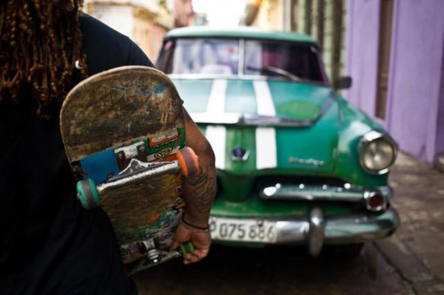 À La Havane seulement, il y aurait une... (PHOTO MARTIN CHAMBERLAND, LA PRESSE)