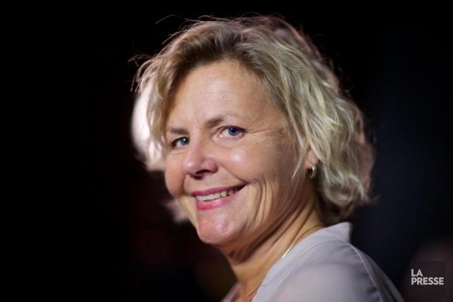 Pour Anna Serner, qui dirige l'équivalent suédois de... (PHOTOANDRÉ PICHETTE,La Presse)