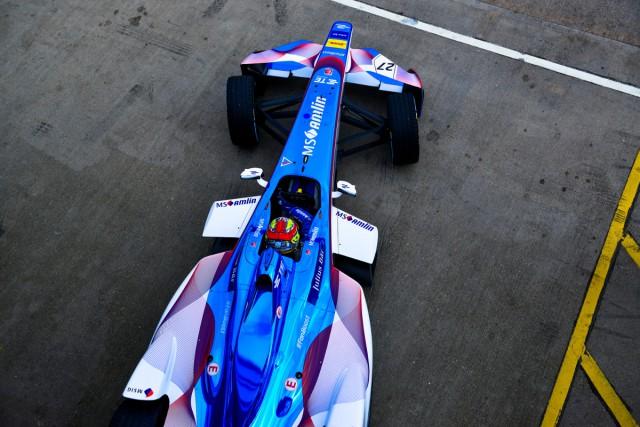 BMW s'alliera avec l'écurie Andretti lors de la... (Photo : Écurie Andretti)