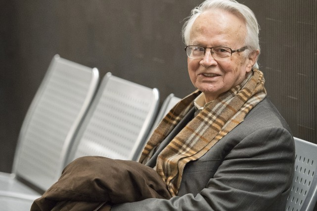 Jacques Corriveau... (PHOTO Ryan Remiorz, PC)