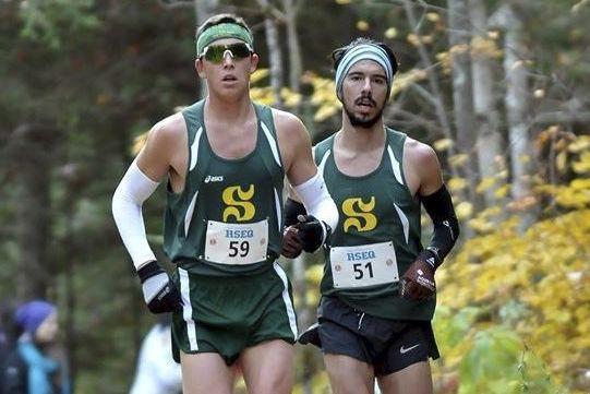 Le Vert & Or de l'Université de Sherbrooke... (Collaboration spéciale, Yves Longpré)