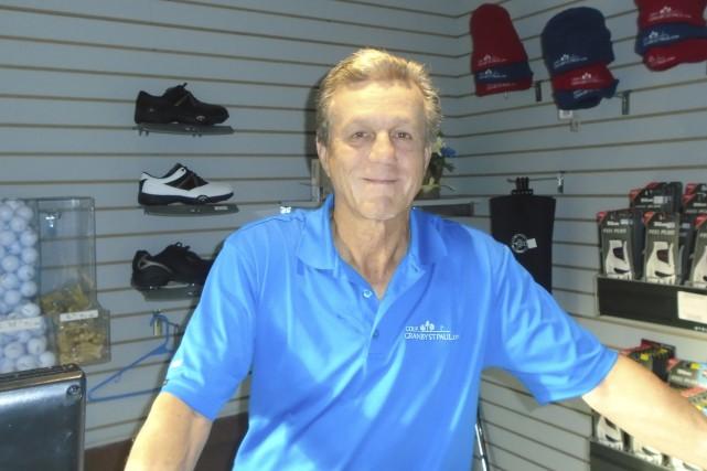 Selon Serge Picard, les clubs de golf devraient... (Danny Gélinas)