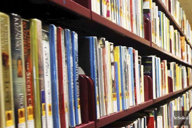 Le titre de bibliothécaire professionnel est protégé au... (Photothèque Le Soleil)