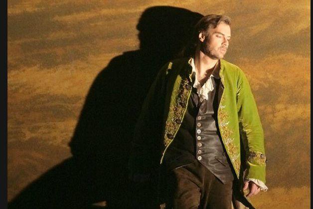 Le baryton Jean-François Lapointe... (Photo courtoisie)