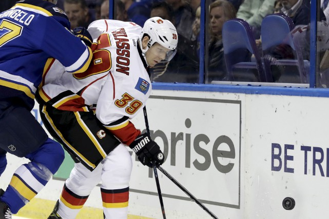 Alex Chiasson a une opportunité en or de... (Archives, Associated Press)