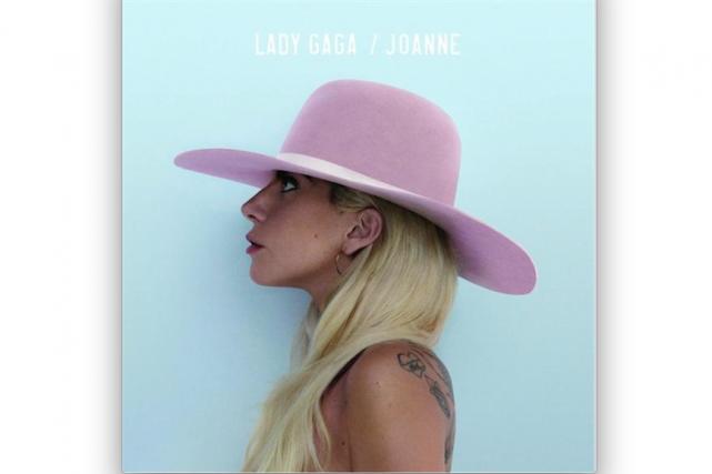 Joanne Lady Gaga...