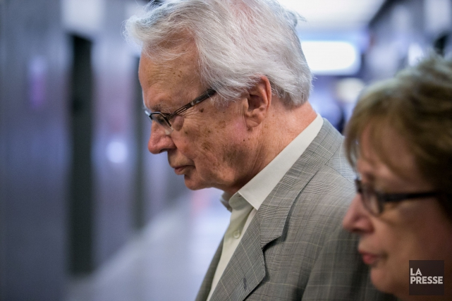 Jacques Corriveau est accusé de fraude envers le... (PHOTO MARTIN TREMBLAY, ARCHIVES LA PRESSE)