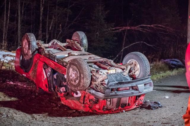 Le délai d'intervention lors de l'accident ayant coûté... (Collaboration spéciale Steve Jolicoeur)