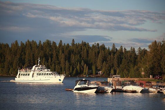 Le bateau La Tournée a connu une augmentation... (Photo courtoisie)