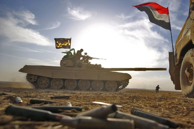 Alors qu'on aurait tendance à associer la radicalisation... (AFP, Ahmad Al-Rubaye)