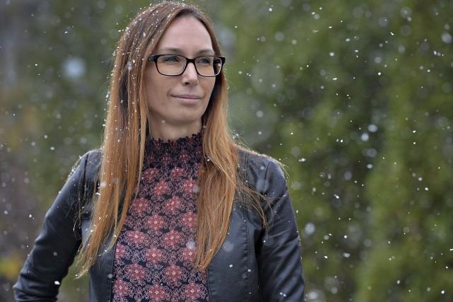 Marianne Roberge a fondé son entreprise, Koevä, il... (Le Soleil, Patrice Laroche)