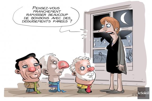 ... (André-Philippe Côté, Le Soleil)