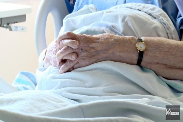 Devant l'approche «morcelée» des soins palliatifs au Canada, divers... (PHOTO MATHIEU WADDELL, archives LA PRESSE)