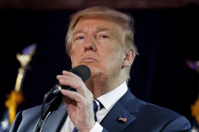L'héritage de Donald Trump sera lourd à porter,... (Associated Press)