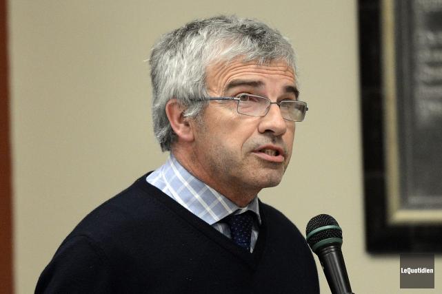 Le producteur Michel Potvin estime que le secteur... (Archives Le Quotidien, Jeannot Lévesque)