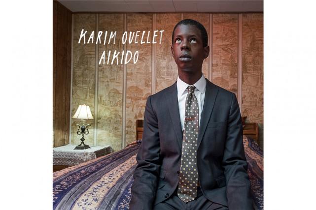 AIKIDO, de Karim Ouellet... (image fournie par coyote records)