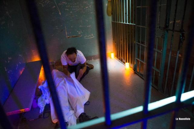 Pour réussir les exorcismes et échapper aux démons,... (PHOTO OLIVIER CROTEAU, LE NOUVELLISTE)