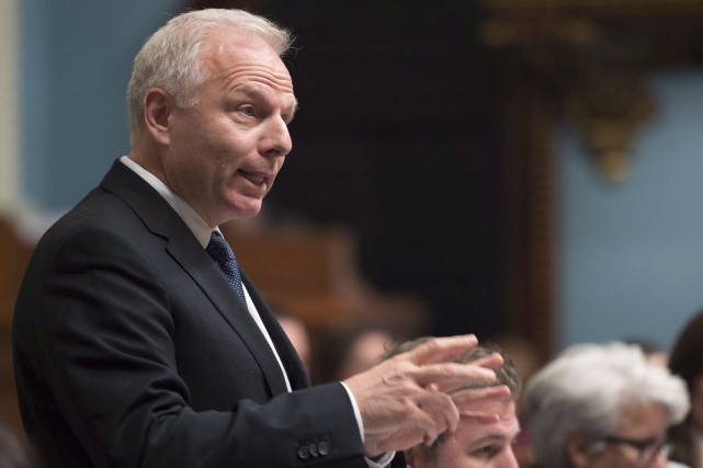 Jean-François Lisée... (PHOTO archives pc)