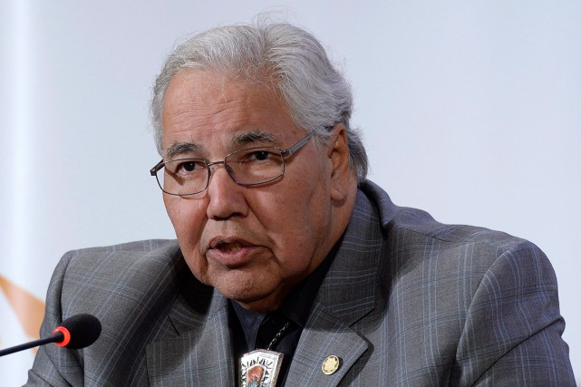 Murray Sinclair... (archives pc)