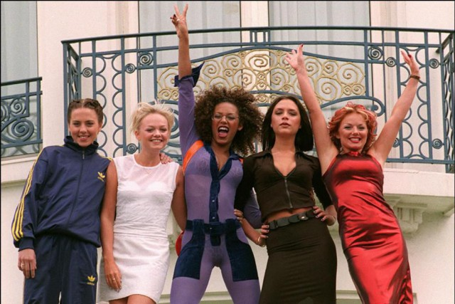 Mel C, Emma, Mel B, Victoria et Geri... (PHOTO BERTRAND GUAY, ARCHIVES AGENCE FRANCE-PRESSE)