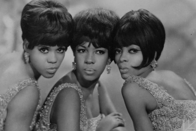 The Supremes... (PHOTO ARCHIVES LA PRESSE)