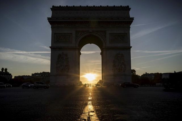 Monument le plus visité avec ses 1,3 million... (PHOTO ARCHIVES AFP)