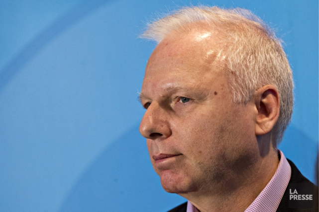 Le chef du Parti québécois, Jean-Francois Lisée.... (Patrick Sanfaçon, La Presse)