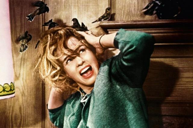 Tippi Hedren dans une image promotionnelle de The... (UNIVERSAL)