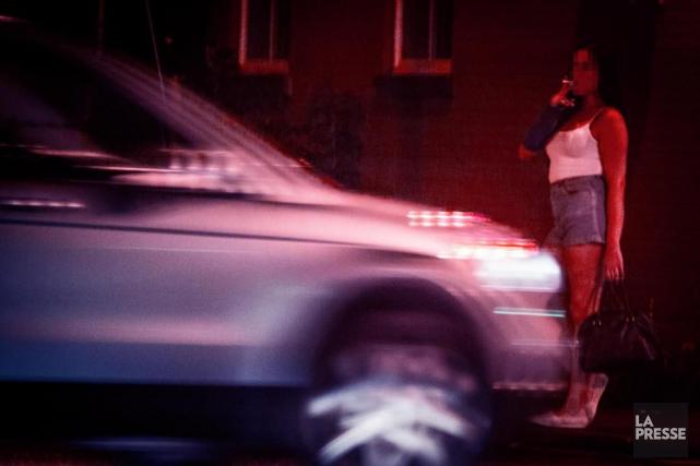 La GRC a procédé lundi à l'arrestation de dix hommes à Moncton, au cours des... (PHOTO ARCHIVES LA PRESSE)