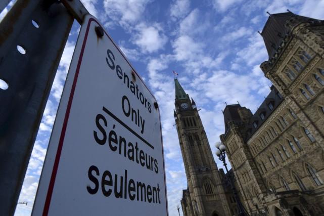 Le premier ministre Justin Trudeau a annoncé la nomination de six nouveaux... (La Presse canadienne)