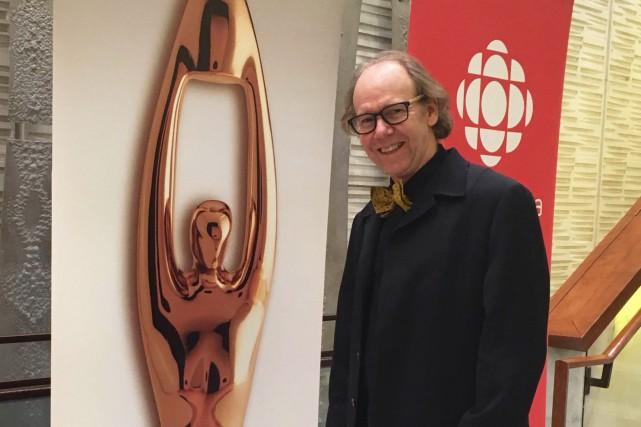 Le disquaire indépendant Jello Villeneuve a assisté au... (Photo courtoisie)