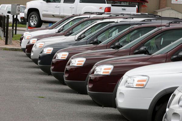 Les nouvelles exigences s'appliqueront aux véhicules légers, incluant... (Photothèque Le Droit)