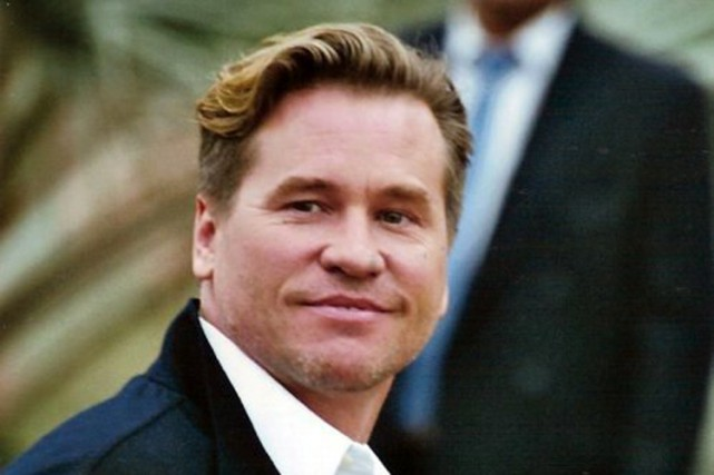 Val Kilmer... (PHOTO ARCHIVES AP)