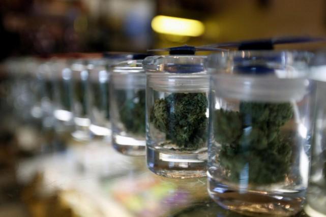 Le vaporisateur buccal Elixir No.1permet aux patients de... (Archives, Reuters)