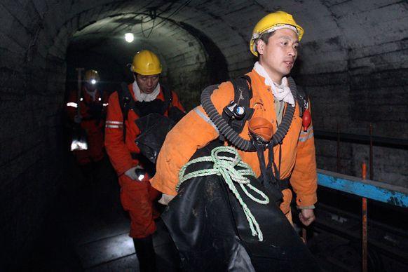 L'industrie minière chinoise compte depuis longtemps parmi les... (AP)
